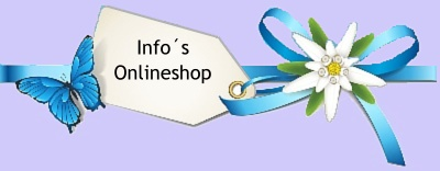Informationen Onlineshop