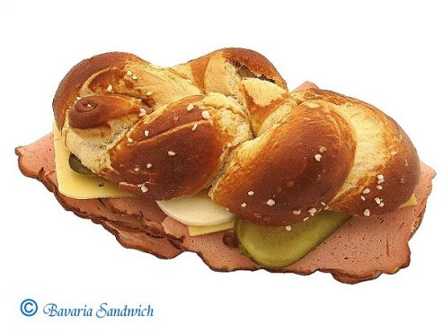 Bavaria Sandwich / © by LA-Bagels.de